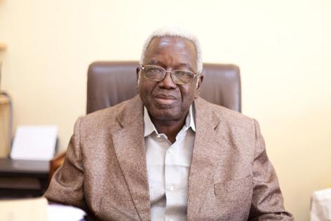 Dr Zéphirin Dakuyo, fondateur de Phytofla