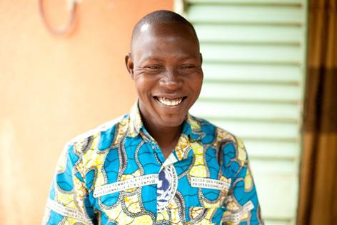 Mr Jacques Sawadogo, chef du Service Départemental de l'Environnement de Bérégadougou